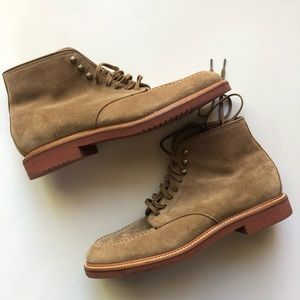J. Crew Kenton suede pacer boots